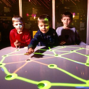 Chicagoe Museum of Science and Industry hands-on Fun CityPASS