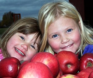 Zarpentine Farms New York Apple Kids