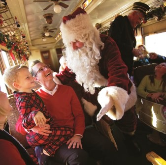 North Pole Express Grapevine Texas