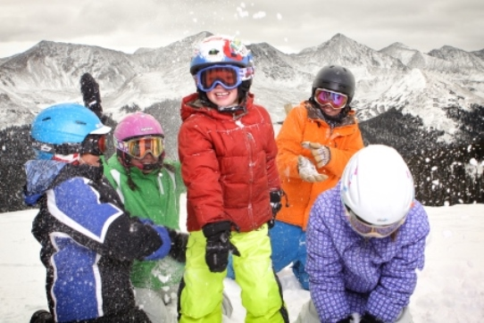 Copper Mountain Kids Ski School