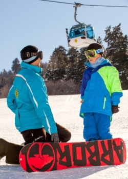 Snowbasin Utah Kids Board Free