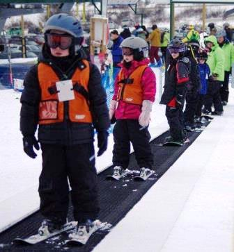 Colorado Ski Association Kids Ski Free Deal