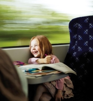 ScotRail Kids Ride Free Family Adventures