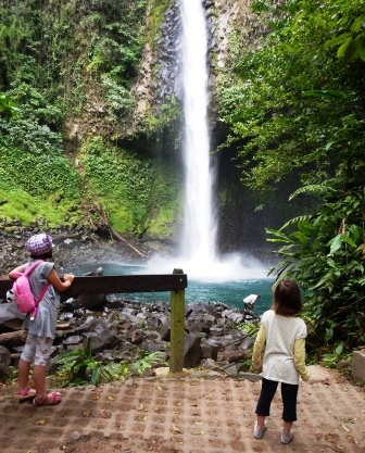 Costa Rica Cloud Forest Waterfall Discovery Family Travel Files