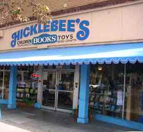 Hicklebee's Bookstore in San Jose, California