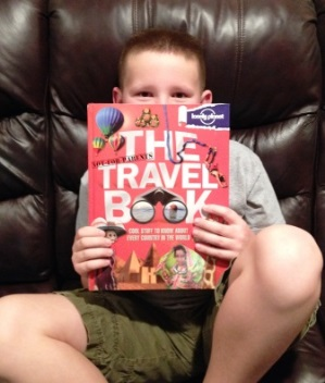 Lonely Planet Book Discovery for Kids.