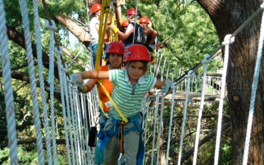 Cypress Valley Canopy Tours Family Adventures in Texas