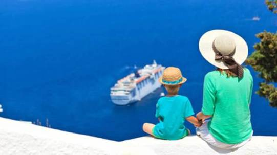 Kids Love Greece Sea View and Sunshine Crete