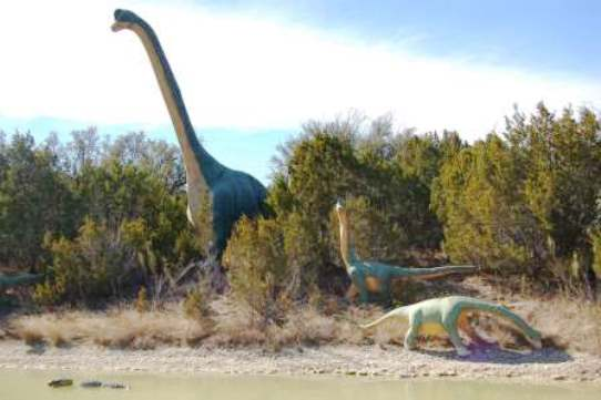 Dinosaur World Glen Rose Texas Residents