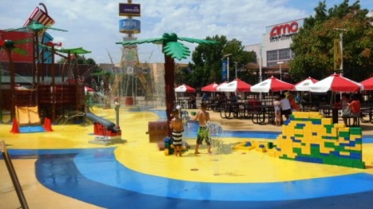 Pirate Beach LEGOLand Dallas Summer Fun