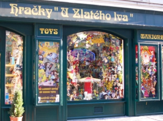 Toy Shopping Made Easy in Prague