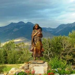Family Adventure with Sacajawea on Lewis and Clark Trail
