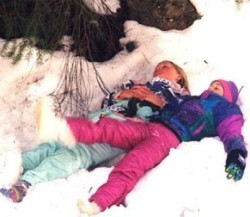 Making Snow Angels Family Travel Files