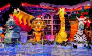 Grapevine Texas Gaylord ICE & Madagasgar