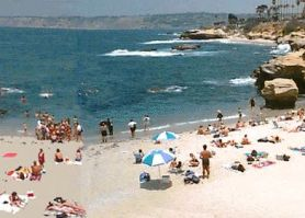 Pool Beach San Diego California