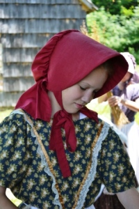 New Brunswick Kings Landing Visiting Cousins Summer Camp Living History