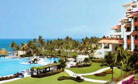 Mexico Grand Velas Resort Sea View