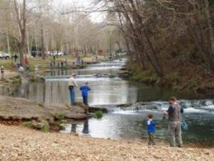 Joplin Family Fishing Experience