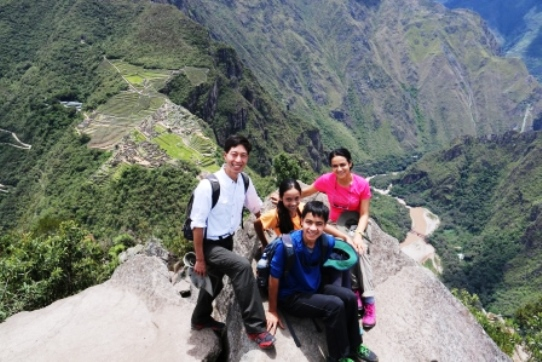 Thomson Family Adventure Peru
