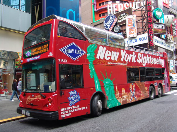 Grayline new york citytours for New york city tours for families