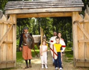 Henricus Living History Encounter