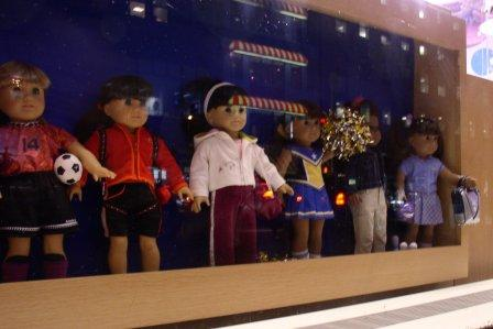 American Girl City Adventure in NYC