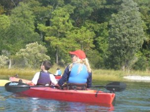Unplug Your Vacation Kayaking with Tidewater Adventures Virginia Beach