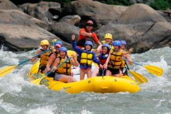 ACE Adventure Resort Southern West Virginia Family Fun on the River