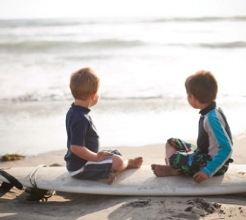 Carlsbad Inn Beach Resort Family Vacation Surf Lessons