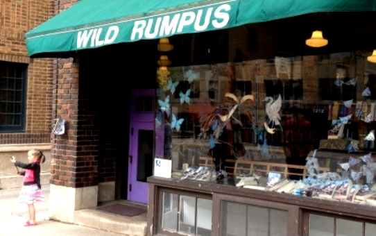 Wild Rumpus Bookstore Minneapolis Best
