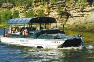 dells duck boat coupons