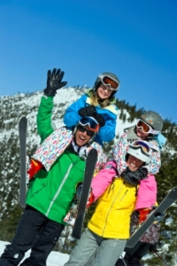 Smugglers' Notch Resort Family Ski Vacation
