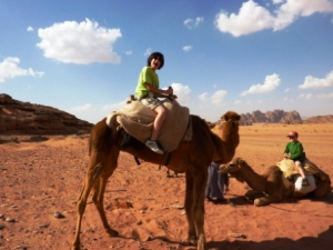 Quivertree Family Adventures Camel Riding