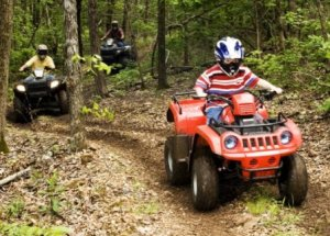 Stonewater Cove Resort ATV Fun