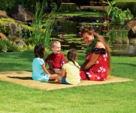 Westin Kaanapali Beach Tals Story for Children