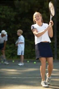 Topnotch Resort & Spa Teen Tennis
