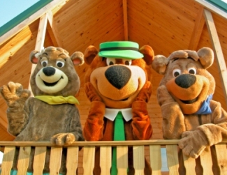 Yogi and Friends Jellystone Camping Resorts