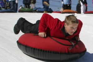Winterplace Southern West Virginia Snow Tubing