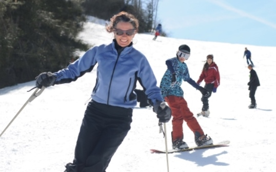 Cataloochee Ski Area Family Fun in North Carolina