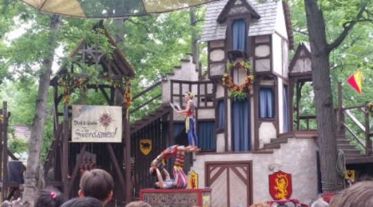 Bristol Renaissance Faire Swordsmen Family Travel Files
