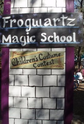 Magic School at Tampa bay Area renaissance Festival Family Travel Files