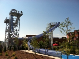 Wildernes Resort Smokies G-Force Thrills