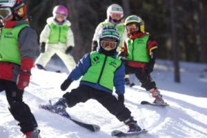 Vail Colorado Kids Skiing