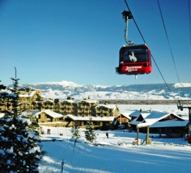Jackson Hole Wyoming Gondola