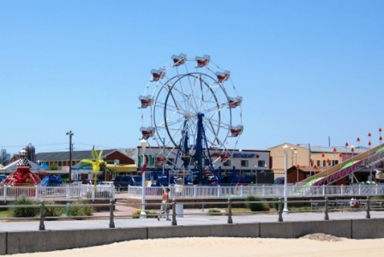 Virginia Beach Boardwalk Summer Fun