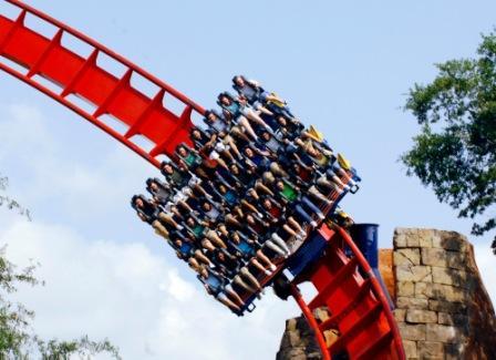 Florida: Tampa, Busch Gardens