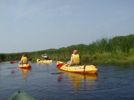 Virginia Beach Kayak Family Travel Files