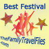 Best Festival Award The Family Travel Files