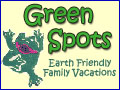 Green Spot Earth Friendly Family Vacation Ideas