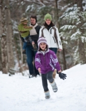 Topnotch Resort Winter Family Fun in Vermont